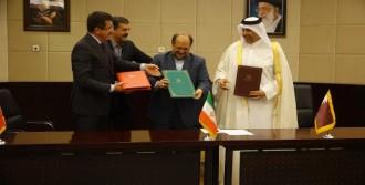 Türkiye, İran Ve Katar Arasında Tahran'da Üçlü Anlaşma