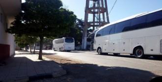Türkiye'de Eğitilen Polisler Suriye'ye Gönderildi