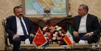 Türkiye'den İran'a 'Dostluk' Ziyareti