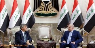 Büyükelçi Kaymakcı, El Nüceyfi ile Görüştü