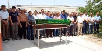 Türkmenler Cenaze Namazı Kılındı