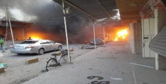 Tuzhurmatu'da 2 Bombalı Saldırı