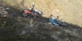 Traktörün Sürücüsü Öldü