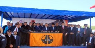 Bakan Arslan, Ardahan'da Temel Attı