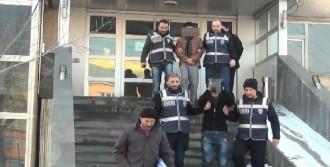 Ultrason Cihazı Hırsızları Tutuklandı