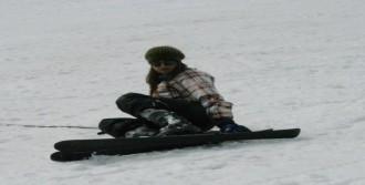 Uludağ'da Sezon Sonu Kayağı