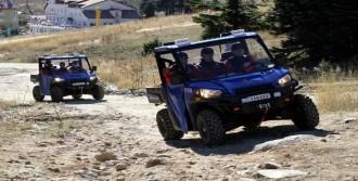 Uludağ'da Jandarmaya Yeni Araç