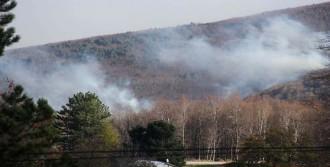 Uludağ'daki Yangın Söndürülemiyor