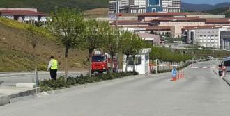 Üniversitede Torpil Şakası Paniğe Yol Açtı