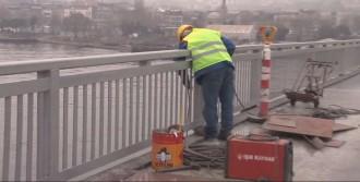 Unkapanı Köprüsü Bakıma Alındı