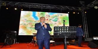Urla Bağ Yolu Projesinini Tanıtımı Yapıldı