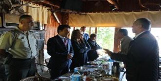 Urla'da 'Muhtarlar Günü' Kutlandı