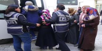 Uşak'ta FETÖ'den 35 Tutuklama