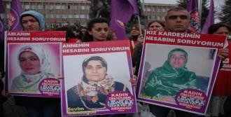Uşak'ta Kadın Cinayetlerine Tepki