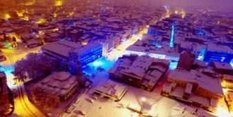 Uşak'ta Taşımalı Eğitme Kar Tatili