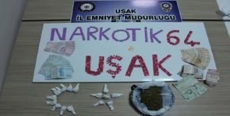 Uyuşturucu Operasyonuna 2 Gözaltı