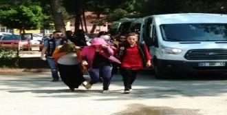 Adana'da Şafak Baskını: 15 Gözaltı