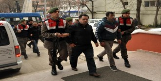 Uyuşturucu Operasyonu'nda Tutuklama