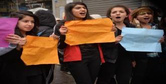 Vahşete Kız Öğrenciler İsyan Etti, İdam İstedi