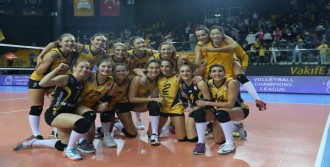 Vakıfbank, Şampiyonlar Ligi'nde Adını Gruplara Yazdırdı