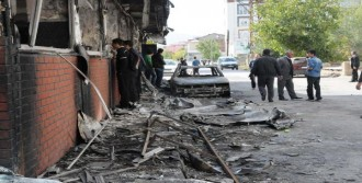 'Belediye Yangınlara Seyirci Kaldı