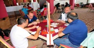 Van'da Briç Turnuvası