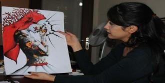 Van'da Erken Yaşta Evlilikler Konulu Resim Yarışması
