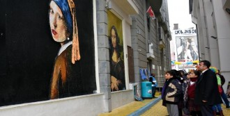 Van'da Geri Dönüşüm Sokağı Açıldı