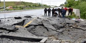 PKK'nın Yola Döşediği Patlayıcı İmha Edildi