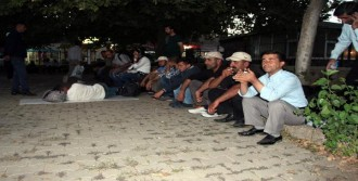 Van'dan Ankara'ya Yürüyen İşçiler Bingöl'e Ulaştı