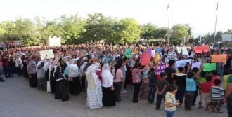 Varto'daki Pkk'lının Çıplak Teşhirine Şırnak'ta Kınama