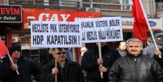 Vatan Partisi, HDP'nin Kapatılmasını İstedi