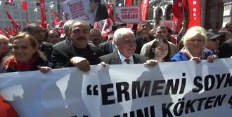 Vatan Partisi'nde 'Soykırım' Protestosu