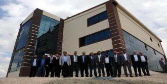 VESOB'un Yeni Hizmet Binası Hazır