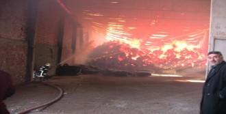 Çırçır Fabrikasında Büyük Yangın
