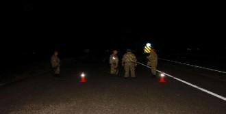 Viranşehir'de Yola Döşenen Bomba Patlatıldı