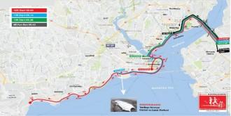 Vodafone 39. İstanbul Maratonu'nda Yeni Parkurlar Belli Oldu