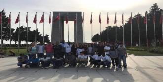 Yabancı Öğrencilerden Çanakkale Gezisi