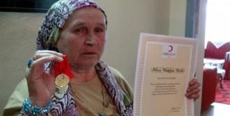 2.5 Milyonluk Servetini Kızılay'a Bağışladı