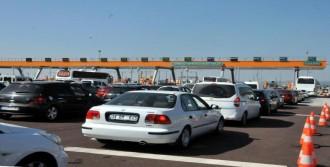 Yalova'da Trafikte Yoğunluk Yaşanmadı