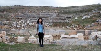 Yalvaç'ta Antik Kente Turist Akını