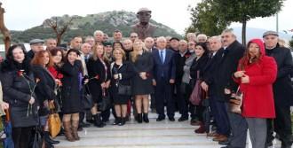 Yaşar Kemal, Karabağlar'da Anıldı