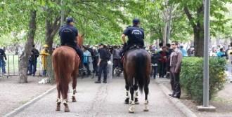 'Atlı Polis' Önlemi