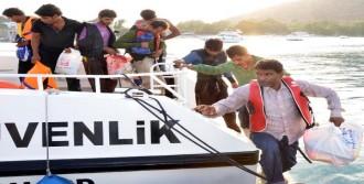Pakistanlı 70 Kaçağı Yakalandı