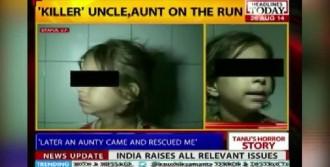 Yedi Yaşındaki Kız Diri Diri Gömüldü