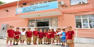 Yenilenmiş Okullarda Derse Başladılar