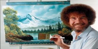 Yerli Bob Ross, Resimle Eğitiyor