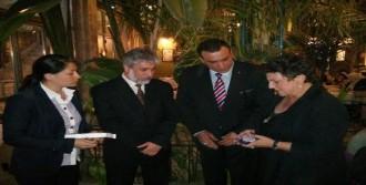 Yeşiller Partisi Milletvekilleri Filistin'e Gitti