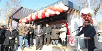 Yeşilova'ya Yeni Muhtarlık Binası