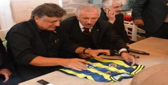 Vural'ın Fenerbahçe Aşkı